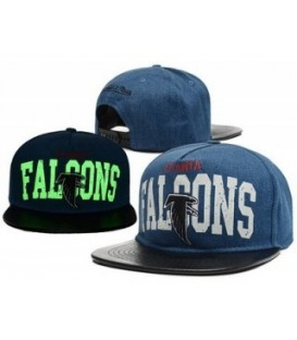 Sapca Mitchell & Ness Atlanta Falcons Glow In The Dark