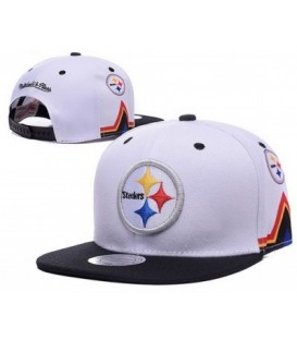 Sapca Mitchell & Ness Pittsburgh Steelers