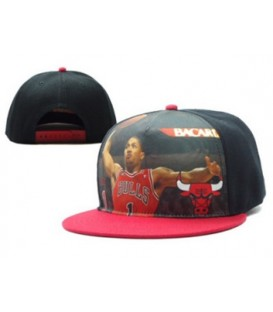 Sapca Hardwood Chicago Bulls One
