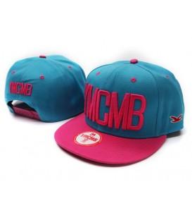 Sapca YMCMB Bleu Pink