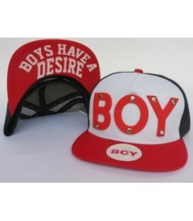 Sapca Boy Have a Desire Red