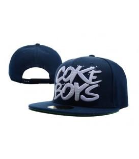 Sapca Coke Boys Bleumarine