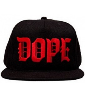 Sapca Dope Red New Style