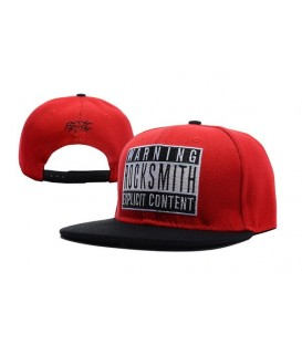 Sapca Rock Smith Explicit Content Red