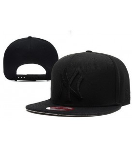 Sapca New Era Snapback New York Yankees Black
