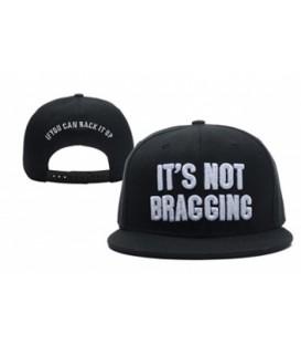 Sapca It`s Not Bragging
