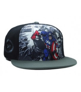 Sapca Cartoon Captain America