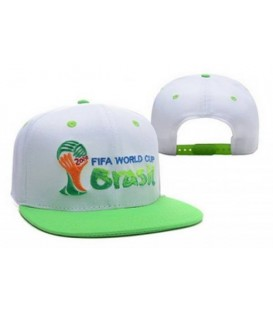 Sapca Fifa World Cup Brasil White