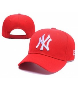 Sapca New Era New York Yankees Red Stretch