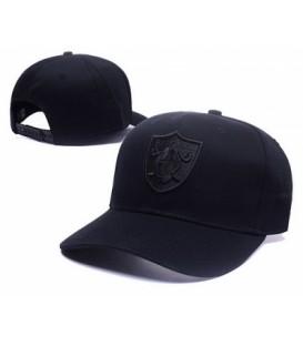 Sapca New Era Strecth Black Logo