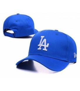 Sapca New Era Los Angeles Stretch Blue