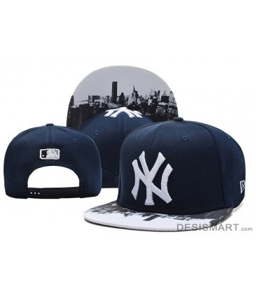 Sapca New Era Snapback New York Yankees City