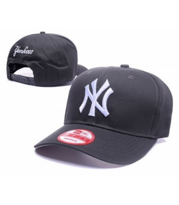 Sapca New Era New York Yankees Grey Stretch