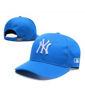 Sapca New York Yankees Bleu Stretch