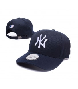 Sapca MLB New York Yankees Stretch Bleumarin