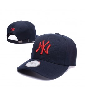 Sapca MLB New York Yankees Blumarine Red Stretch