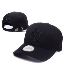 Sapca New Era New York Yankees Black Stretch