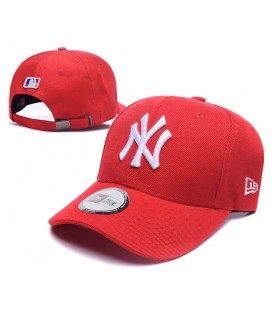 Sapca New Era New York Yankees Red Stretch