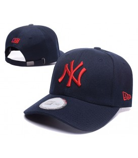 Sapca New Era New York Yankees Bleumarin Red Stretch