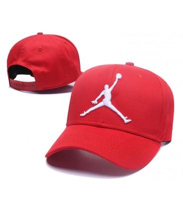 Sapca Jordan Red Stretch