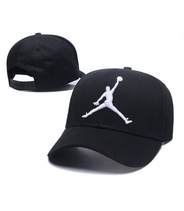 Sapca Jordan Black Stretch