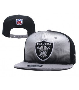 Sapca New Era Oakland Raiders Silver