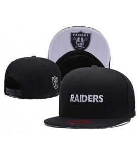 Sapca New Era Oakland Raiders Side Logo