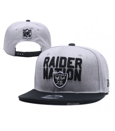 Sapca New Era Oakland Raiders RaiderNation