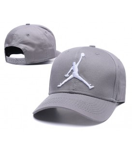 Sapca Jordan Grey Stretch