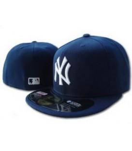 Sapca New Era MLB New York Yankees Red Logo Fullcap