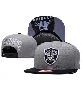 Sapca New Era Oakland Raiders Grey