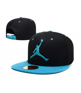 Sapca Jordan Blue-Black