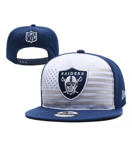 Sapca New Era Oakland Raiders Blue