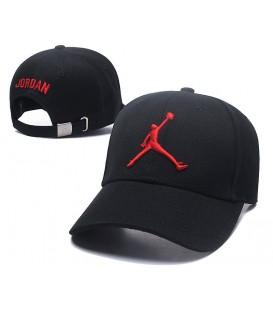 Sapca Jordan Red Stretch 2
