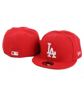 Sapca New Era MLB New York Yankees Red Logo Fullcap