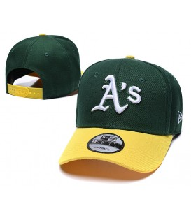 Sapca New Era Oakland Athletics Stretch