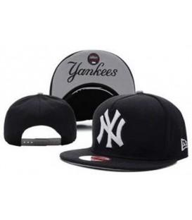 Sapca New Era Snapback New York Yankees Black