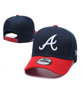 Sapca New Era Atlanta Braves Stretch