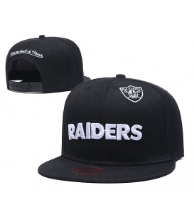 Sapca Mitchell & Ness Oakland Raiders