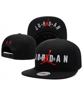 Sapca Jordan Flight Black