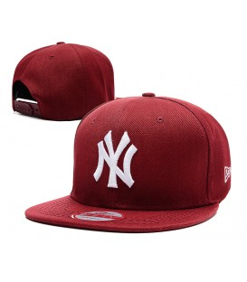 SAPCA NEW ERA NEW YORK YANKEES BURGUNDY