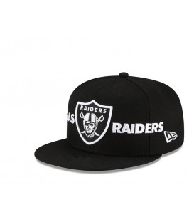 Sapca New Era Oakland Raiders Verso