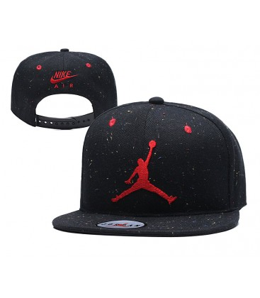 Sapca Nike Air Jordan Red Logo