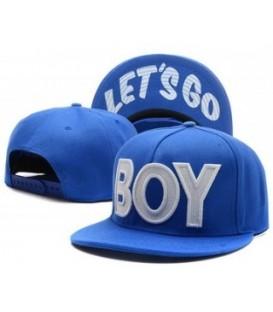 Sapca Boy Let`s Go Blue