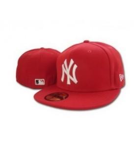 Sapca New Era New York Yankees Red Fullcap