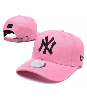 Sapca New Era New York Yankees Pink Stretch