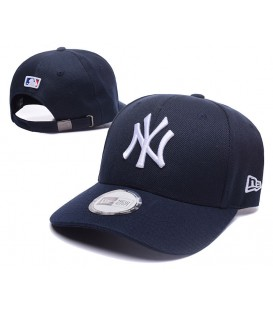 Sapca New Era New York Yankees Stretch Bleumarin