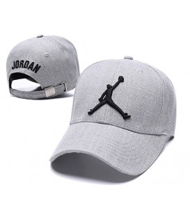 Sapca Jordan Grey Stretch 2